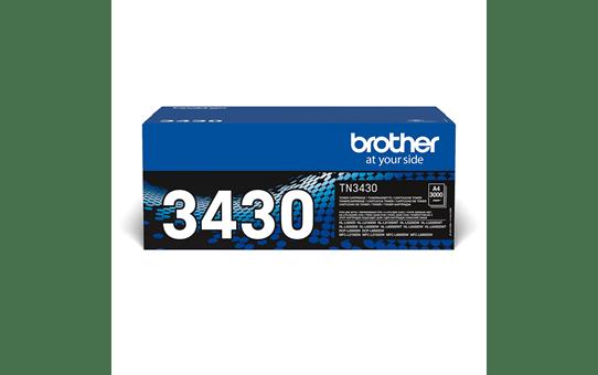 Cartouche de toner TN-3430 Brother originale – Noir