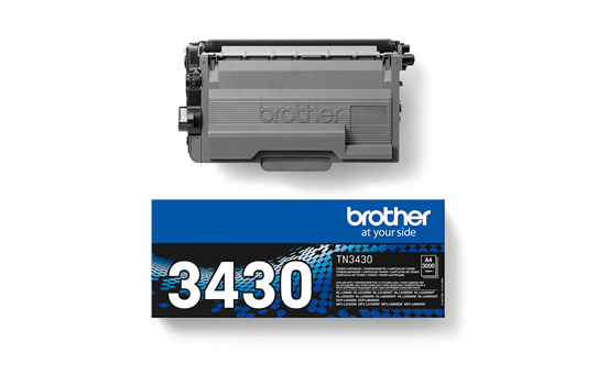 Brother TN3430 toner zwart - standaard rendement