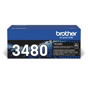Tóner Negro TN3480 Brother