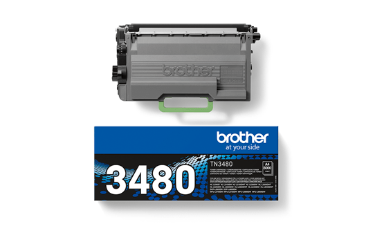 Original Brother TN3480 toner – sort 3