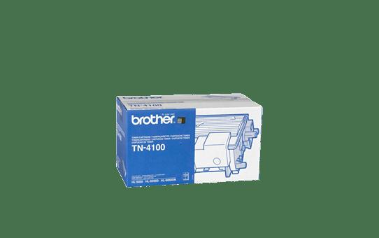 Oryginalny wysokowydajny toner Brother TN-4100 w kolorze czarnym