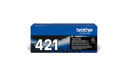 Toner TN-421BK Original Brother – Schwarz