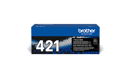 Brother TN421BK toner noir - rendement standard