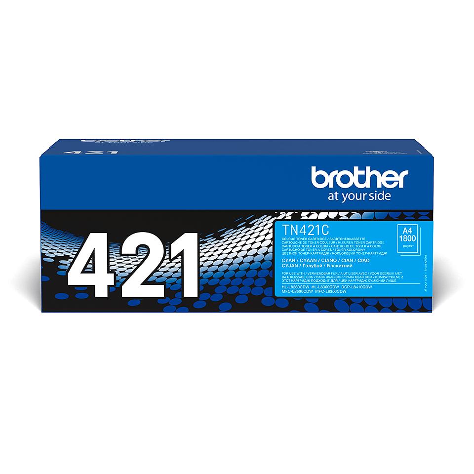 Toner cião TN421C Brother