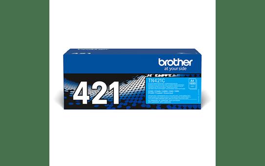 Genuine Brother TN421C Toner Cartridge – Cyan