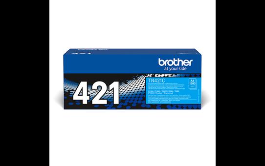 Originalen Brother TN-421C toner – cian 2