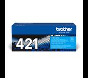 Genuine Brother TN-421C Toner Cartridge – Cyan