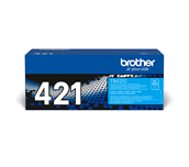 Oriģinālā Brother TN-421C tonera kasetne - ciāna krāsa