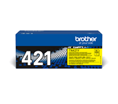 Genuine Brother TN421Y Toner Cartridge – Yellow