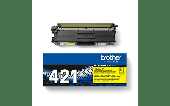 Brother TN-421Y  3