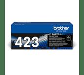 Originali Brother TN423BK dažų kasetė – juodos spalvos