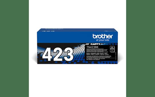 Original Brother TN423BK høykapasitet toner – sort