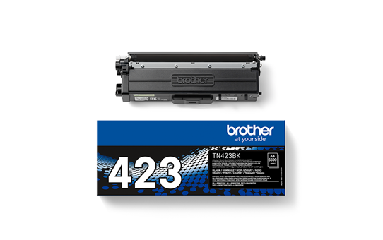 Genuine Brother TN-423BK Toner Cartridge – Black 2