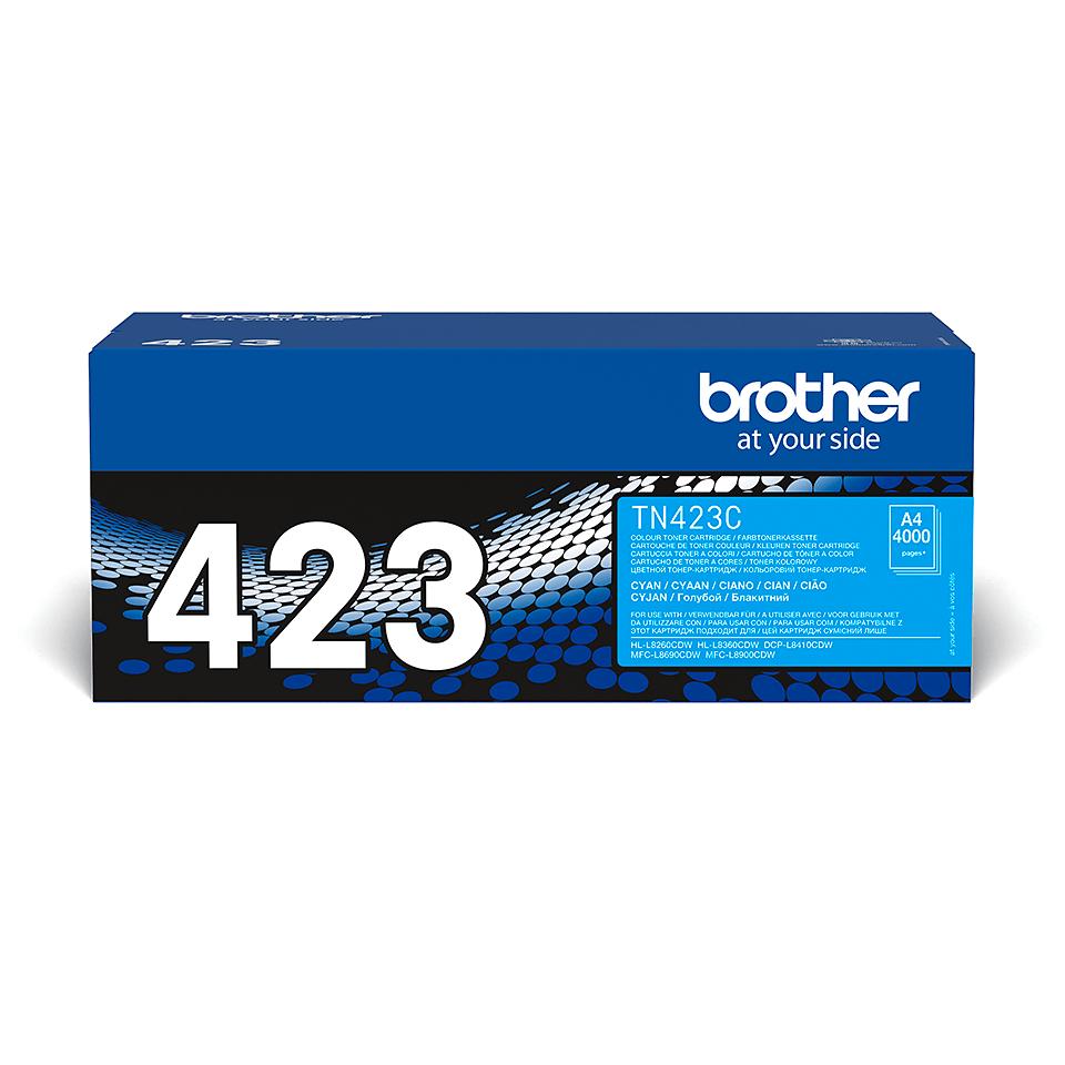 spotrebný materiál Brother TN423C