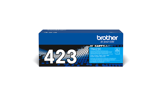 Brother TN423C toner cyaan - hoog rendement 2