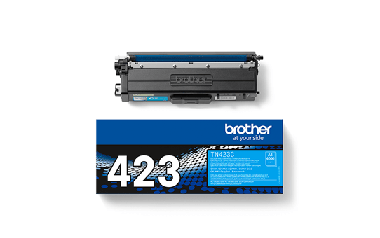 Brother TN423C toner cyan - haut rendement