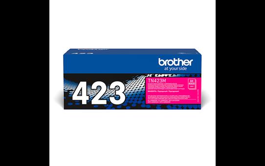 Brother TN423M toner magenta - haut rendement 2