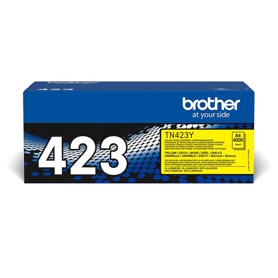 TN423Y cartridge