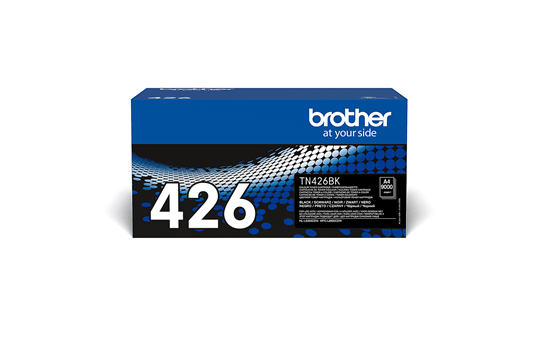 Brother TN426BK toner zwart - super hoog rendement