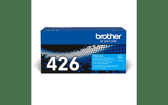 Originali Brother TN426C dažų kasetė – cyan spalvos 2