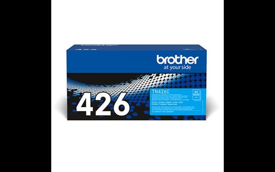 Brother TN426C toner cyan - super haut rendement