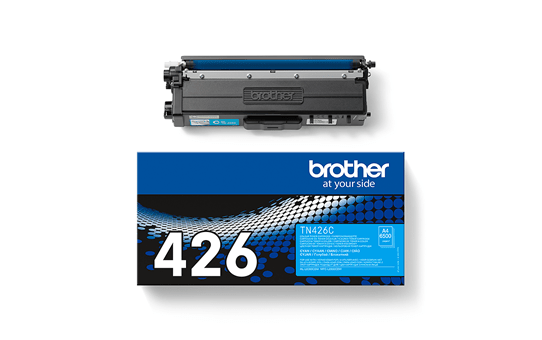 Brother original TN426C tonerkassett – cy 3