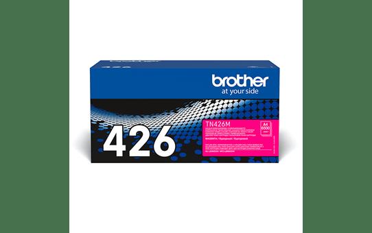 Originalen Brother TN-426M toner – magenta 2