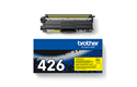 Genuine Brother TN-426Y Toner Cartridge – Yellow 3