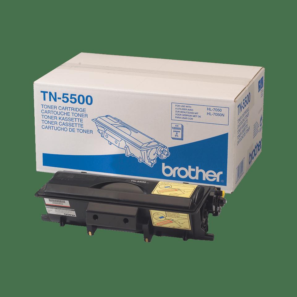 Brother TN-5500 Toner ad alta capacità originale – Nero