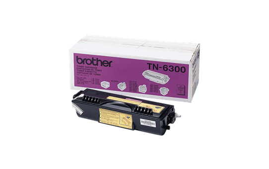 Brother TN-6300 Toner ad alta capacità originale  – Nero