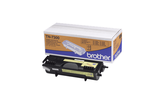 Cartuș de toner original Brother TN7300 de capacitate mare – negru