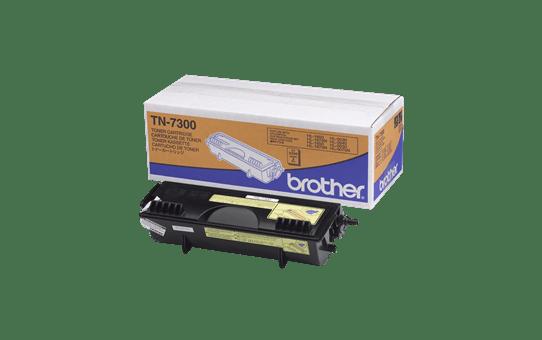 Eredeti Brother TN7300 nagytöltetű festékkazetta - fekete