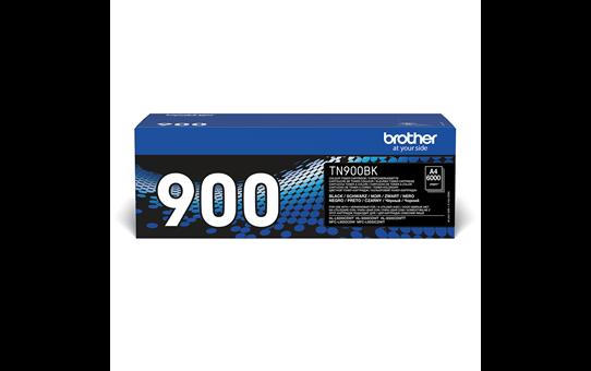 Brotherin alkuperäinen TN900BK-laservärikasetti – Musta
