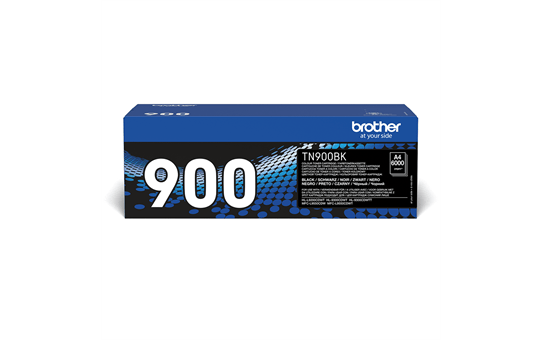 Brother TN900BK toner noir - ultra haut rendement 2