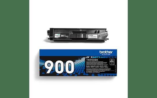 Brotherin alkuperäinen TN900BK-laservärikasetti – Musta  2