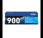 Original Brother TN900C toner – cyan