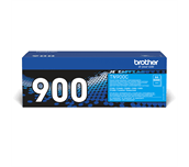 Brother original TN900C tonerkassett – cyan