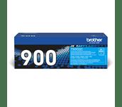 Oryginalny toner TN-900C firmy Brother - cyan