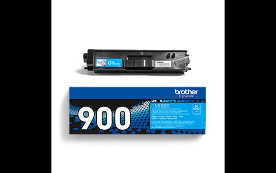 Original Brother TN900C super høykapasitet toner – cyan 3