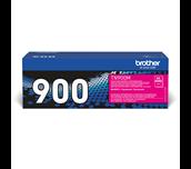 Oryginalny toner firmy Brother TN-900M w kolorze magenta