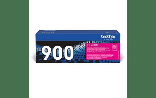 Original Brother TN900M stor magenta toner