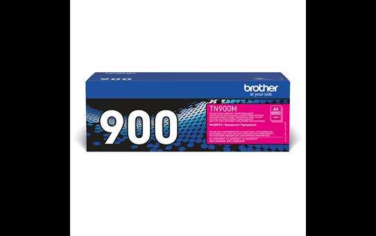 Brother original TN900M super høykapasitet toner magenta