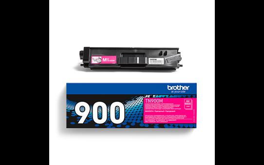 Brother TN-900M Tonerkartusche – Magenta 3