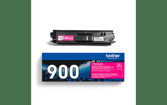 Brother original TN900M tonerkassett– magenta 3