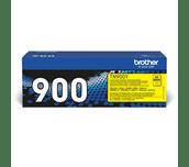 Original Brother TN900Y toner – gul