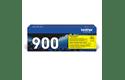 TN-900Y toner jaune - ultra haut rendement