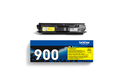 Oriģinālā Brother TN900Y tintes kasetne, dzeltena 3