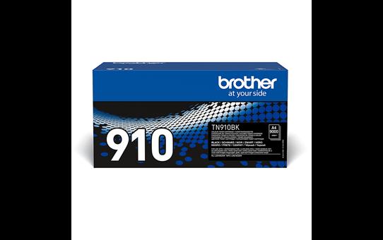 Eredeti Brother TN910BK festékkazetta - fekete