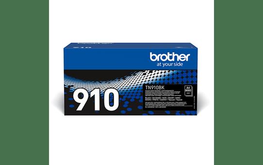 Original TN-910BK Tonerkartusche von Brother – Schwarz