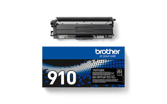 TN-910BK toner zwart - ultra hoog rendement 3